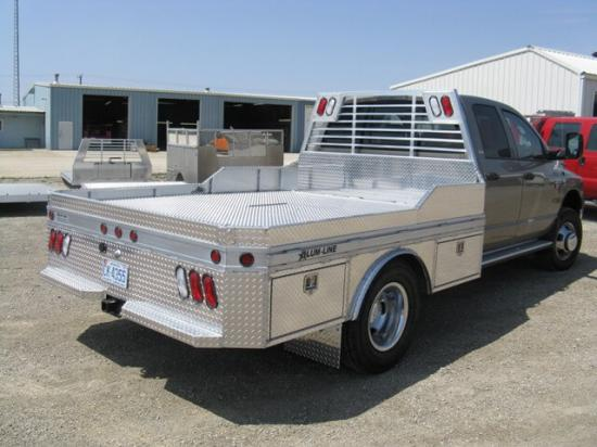 Popular Models Aluminum Truck Beds